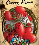 """Томат сорт """"ЧЕРРИ РОМА"""" (Cherry Roma) 10 семян"""